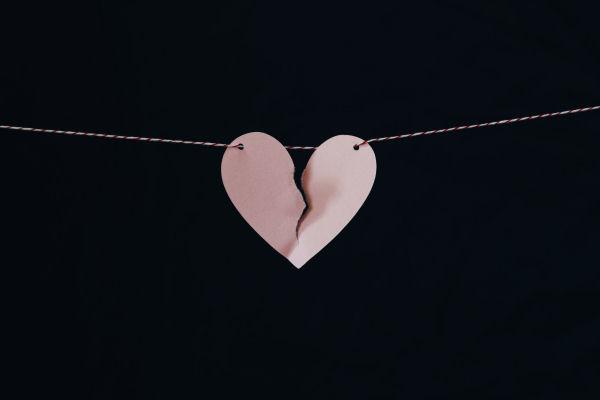Avbrott i relationen - separation eller skilsmässa